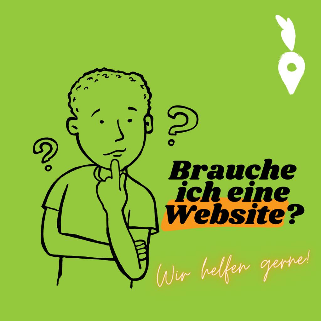 Webdesign, Webseite, Website, Website erstellen, Online Marketing