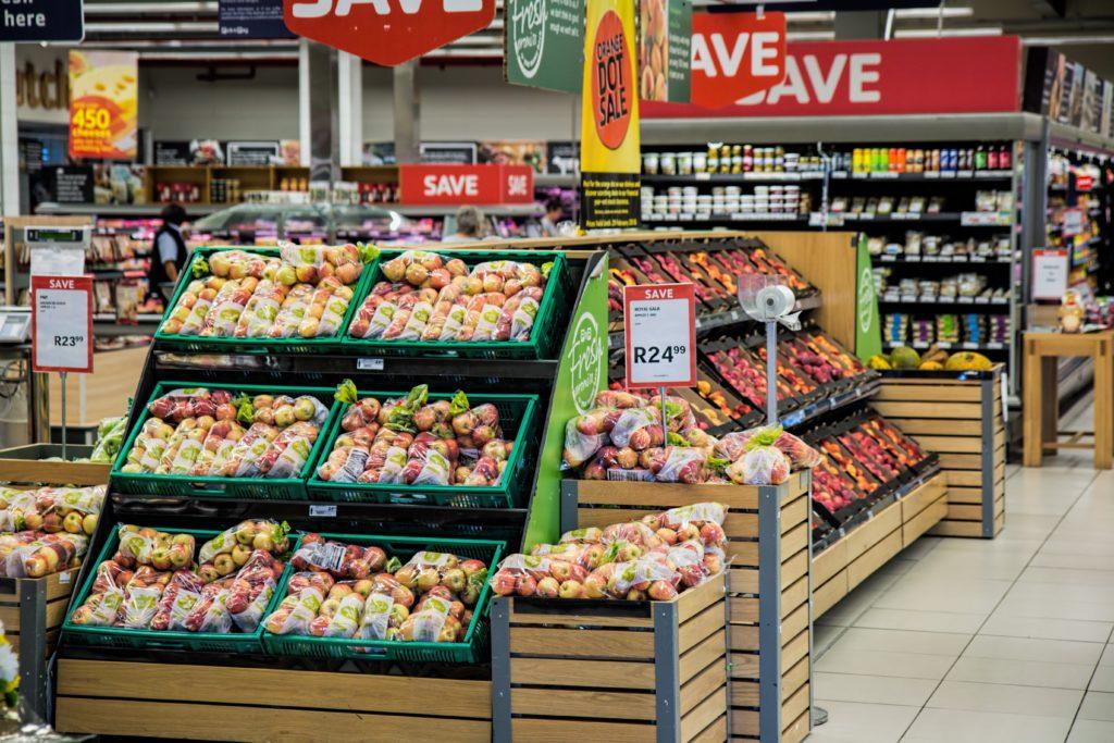 Supermarkt, Branding, Marke
